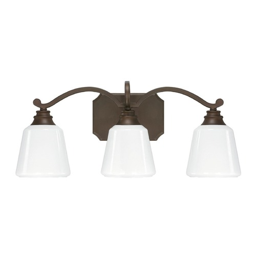 Capital Lighting Capital Lighting Leigh Burnished Bronze Bathroom Light 8113BB-300