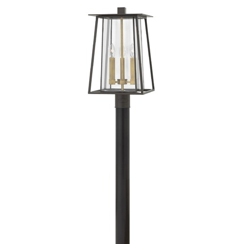 Hinkley Lighting Hinkley Lighting Walker Buckeye Bronze Post Light 2101KZ