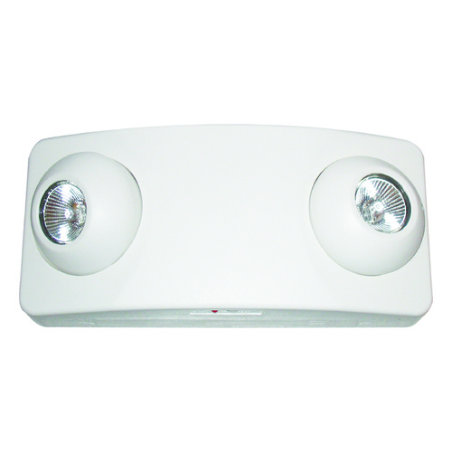 Exitronix Emergency Lighting Unit - White Finish EXITLL50HWH