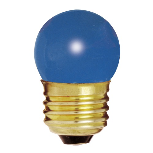 Satco Lighting Incandescent S11 Light Bulb Medium Base 120V by Satco S3608