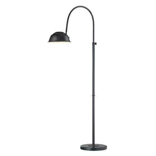 Dimond Lighting Dimond Lighting Oil Rubbed Bronze Floor Lamp with Bowl / Dome Shade D2409B