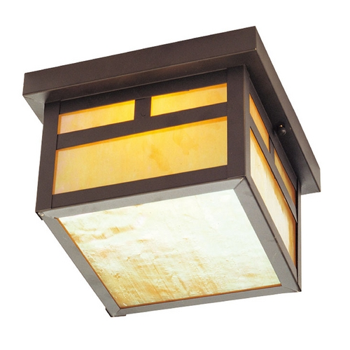 Livex Lighting Livex Lighting Montclair Mission Bronze Close To Ceiling Light 2138-07