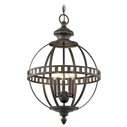 Kichler Lighting Kichler Lighting Halleron Pendant Light 43613OZ