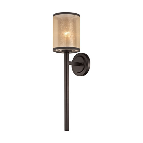 Elk Lighting Elk Lighting Diffusion Oil Rubbed Bronze Sconce 57023/1