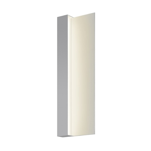 Sonneman Lighting Sonneman Radiance Textured Gray LED Outdoor Wall Light 7250.74-WL