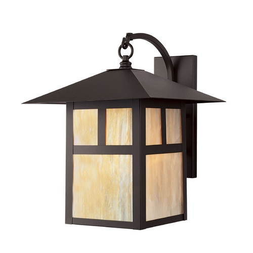 Livex Lighting Livex Lighting Montclair Mission Bronze Outdoor Wall Light 2137-07