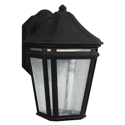 Feiss Lighting Feiss Lighting Londontowne Black LED Outdoor Wall Light OL11300BK-LED