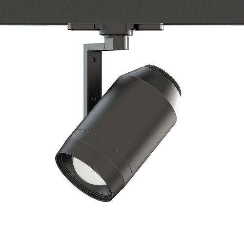 WAC Lighting Wac Lighting Paloma Black LED Track Light Head WHK-LED523-927-BK