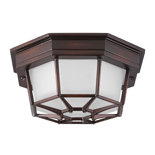 Progress Lighting Progress Lighting Milford LED Antique Bronze LED Close To Ceiling Light P3665-2030K9
