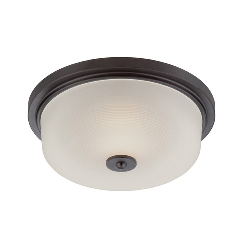 Designers Fountain Lighting Designers Fountain Orono Oil Rubbed Bronze LED Flushmount Light LED301M-ORB