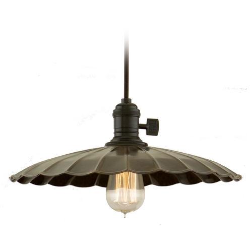 Hudson Valley Lighting Pendant Light in Old Bronze Finish 8002-OB-ML3
