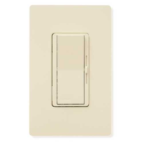 Lutron Dimmer Controls Watt Compact Fluorescent/LED Dimmer Switch DVCL-153PH-IV