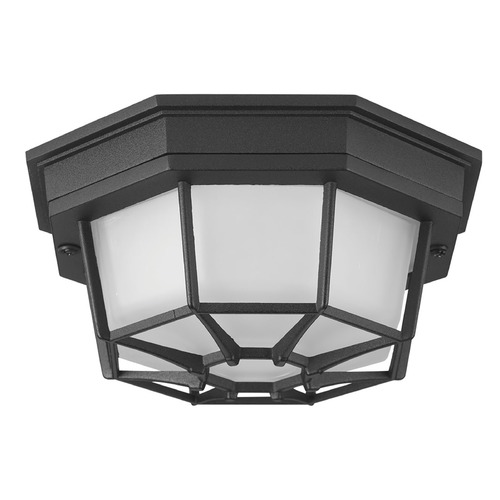 Progress Lighting Progress Lighting Milford LED Black LED Close To Ceiling Light P3665-3130K9