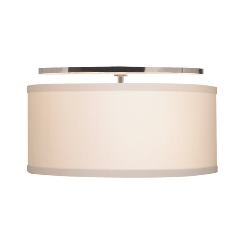 Tech Lighting Modern Flushmount Lights in Satin Nickel Finish 700TDMULFMSCS-CF