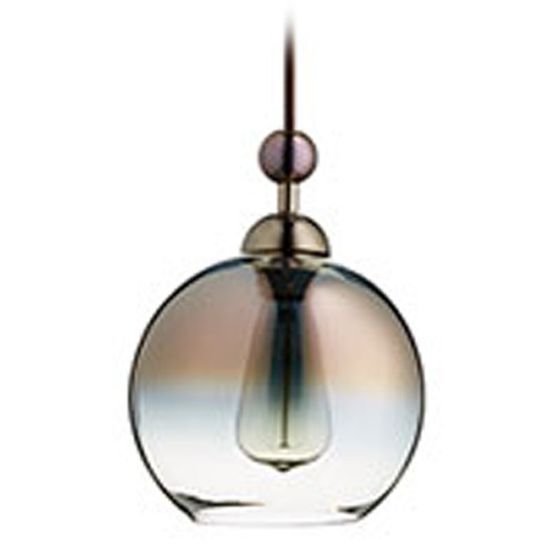 Quorum Lighting Quorum Lighting Gunmetal Mini-Pendant Light 811-11