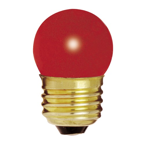 Satco Lighting Incandescent S11 Light Bulb Medium Base 120V by Satco S3611