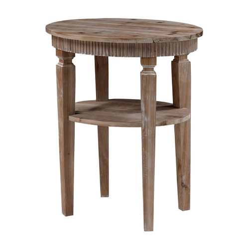Sterling Lighting Sterling Lighting Vintage Wash Accent Table 6043692