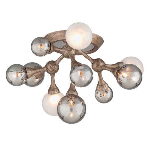 Corbett Lighting Corbett Lighting Element Vienna Bronze Semi-Flushmount Light 206-311