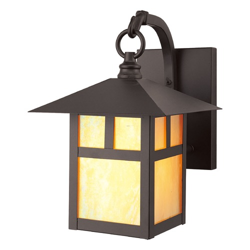 Livex Lighting Livex Lighting Montclair Mission Bronze Outdoor Wall Light 2131-07