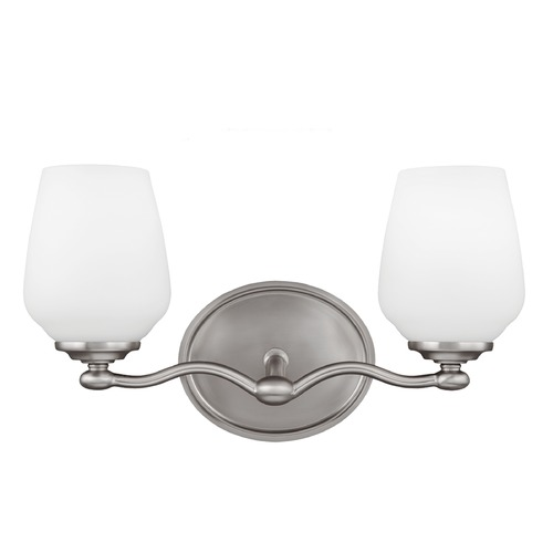 Feiss Lighting Feiss Lighting Vintner Satin Nickel Bathroom Light VS20102SN