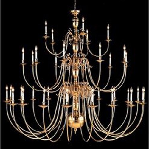 Crystorama Lighting Crystorama Lighting Hot Deal Polished Brass Chandelier 355-96-PB