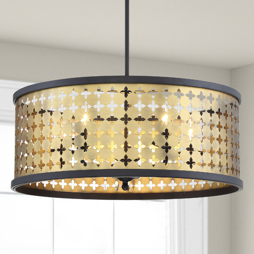 Savoy House Savoy House Pelham 5-Light Castillo Pendant 7-9901-5-147