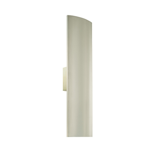 Sonneman Lighting Modern Sconce Wall Light in Satin Nickel Finish 1871.13F