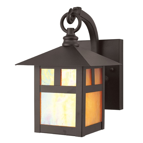 Livex Lighting Livex Lighting Montclair Mission Bronze Outdoor Wall Light 2130-07