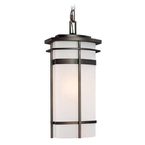 Capital Lighting Capital Lighting Lakeshore Old Bronze Outdoor Hanging Light 9885OB