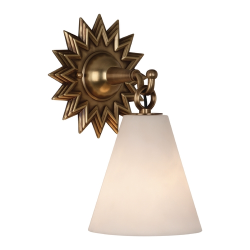 Robert Abbey Lighting Robert Abbey Rico Espinet Churchill Sconce 811