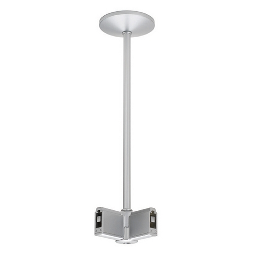 WAC Lighting Wac Lighting Platinum Rail, Cable, Track Accessory HM1-VA48-PT