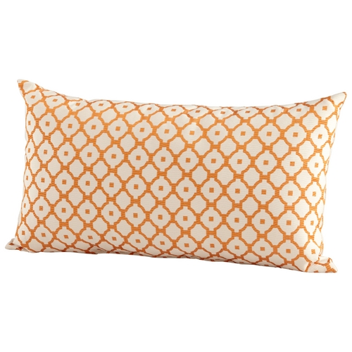 Cyan Design Cyan Design Dot Matrix Orange Pillows & Throw 06519