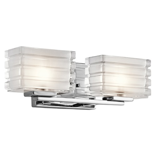 Kichler Lighting Kichler Lighting Bazely Bathroom Light 45478CH