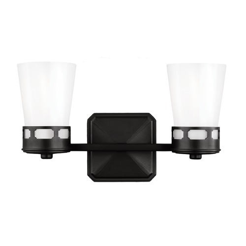 Feiss Lighting Feiss Lighting Cupertino Oil Rubbed Bronze Bathroom Light VS20302ORB
