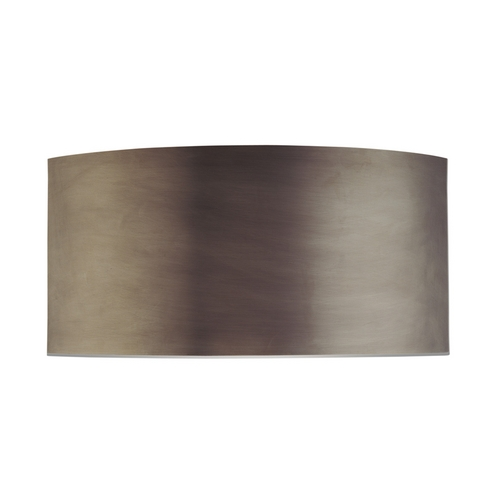 Sonneman Lighting Modern Sconce Wall Light in Rubbed Bronze Finish 1880.24