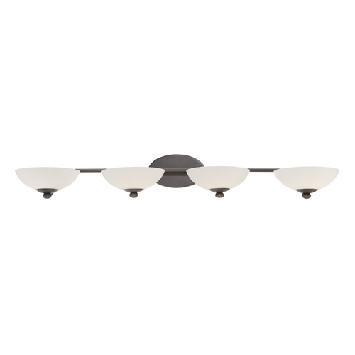 Dolan Designs Lighting Four-Light Bathroom Vanity Light 3904-78