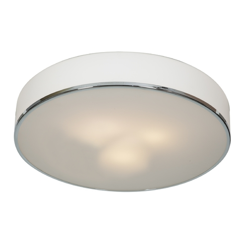 Access Lighting Access Lighting Aero Chrome Flushmount Light 20676-CH/OPL
