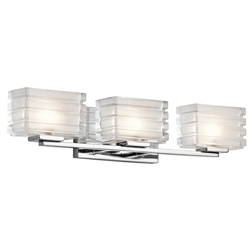 Kichler Lighting Kichler Lighting Bazely Bathroom Light 45479CH