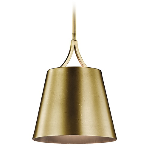 Kichler Lighting Kichler Lighting Maclain Mini-Pendant Light with Coolie Shade 43743NBR
