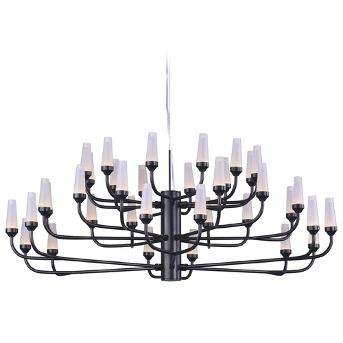 ET2 Lighting Candela LED Bronze LED Chandelier E24365-09BZ