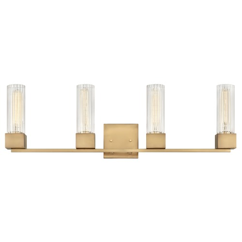 Hinkley Hinkley Xander Heritage Brass Bathroom Light 5974HB