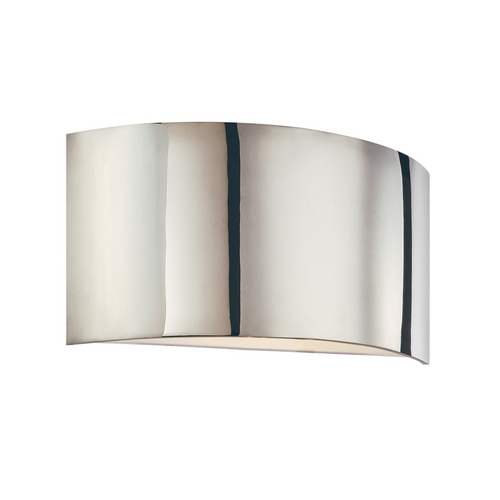 Sonneman Lighting Modern Sconce Wall Light in Polished Nickel Finish 1880.35