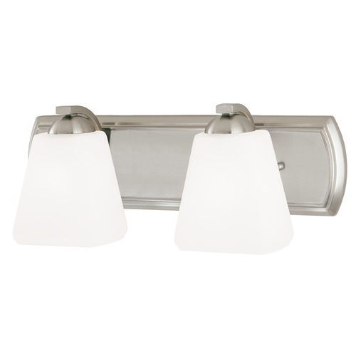 Dolan Designs Lighting Two-Light Bathroom Light 3372-09