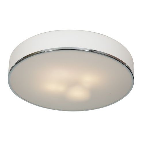 Access Lighting Access Lighting Aero Chrome Flushmount Light 20677-CH/OPL