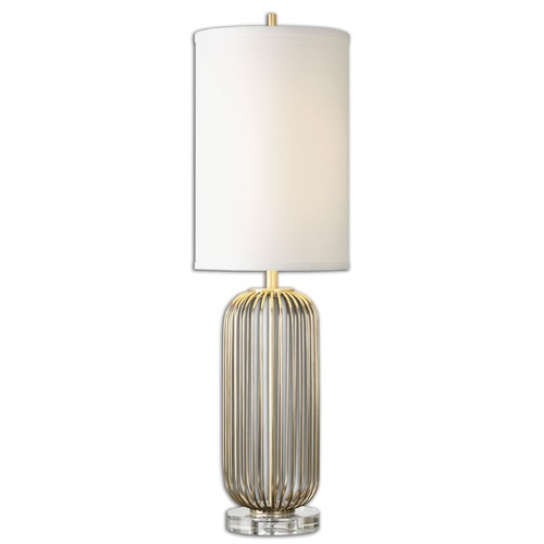 Uttermost Lighting Uttermost Cesinali Gold Table Lamp 26184-1