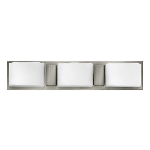 Hinkley Lighting Hinkley Lighting Daria Brushed Nickel LED Bathroom Light 55483BN-LED