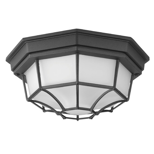Progress Lighting Progress Lighting Milford LED Black LED Close To Ceiling Light P3673-3130K9