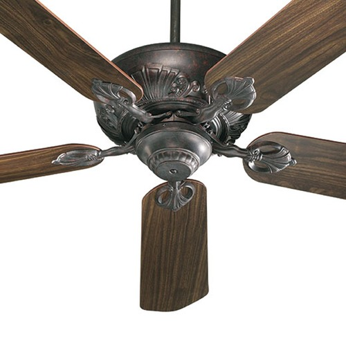 Quorum Lighting Quorum Lighting Chateaux Toasted Sienna Ceiling Fan Without Light 78605-44