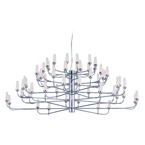 ET2 Lighting Candela LED Polished Chrome LED Chandelier E24367-09PC