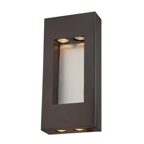 Minka Lavery Outdoor Wall Light in Dorian Bronze Finish 72372-615B